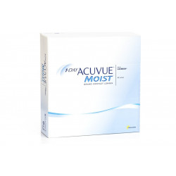 1-DAY Acuvue Moist (90 lenti)