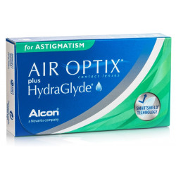 AIR OPTIX PLUS HYDRAGLYDE...